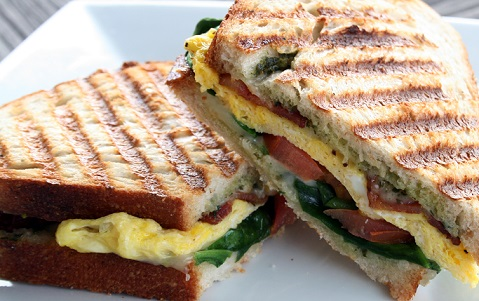 CHEF`S SPECIAL: ASSORTED PANINI